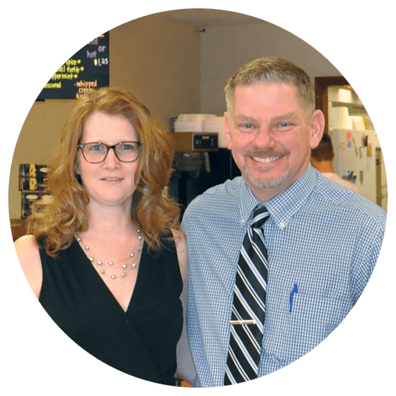 Our Bagelicious Owners